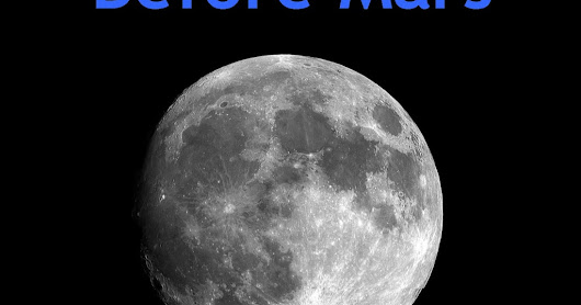 "Grab a free copy of ""The Moon Before Mars"""