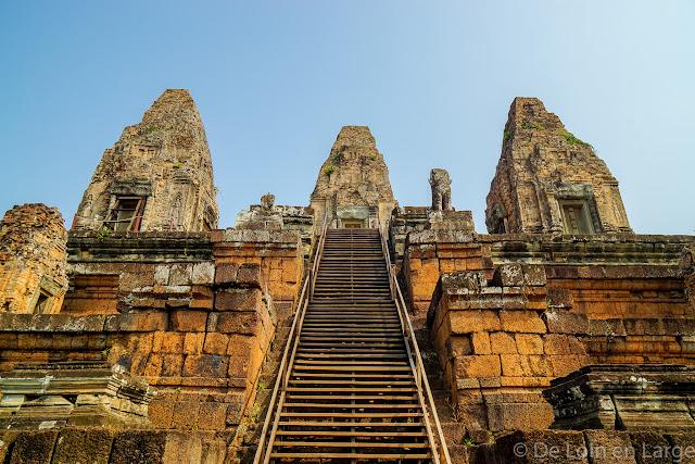 Pré Rup - Angkor - Cambodge