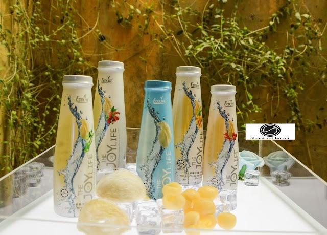 The Joy of Life - Halal Certified Collagen Bird Nest Drink from Ecolite