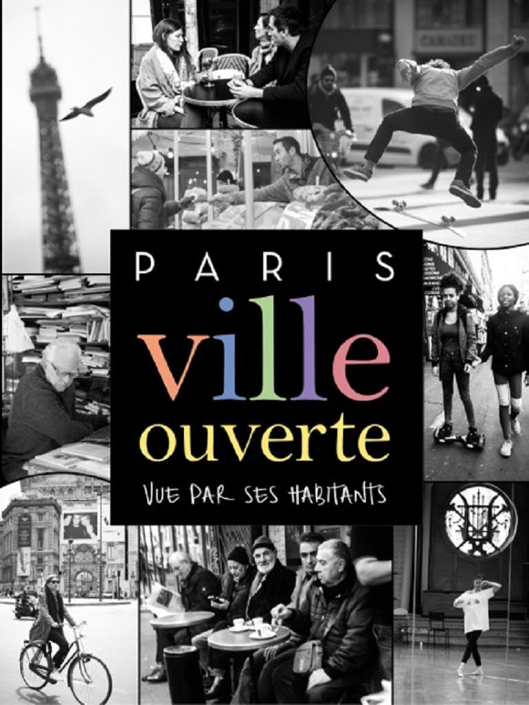Araucaria parution de paris ville ouverte for Piscine ouverte paris