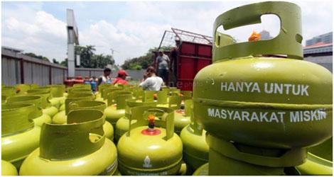 Gas Elpiji Langka Wawako Solok Tindak Tegas Pedagang Gas Elpiji