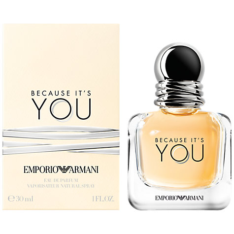7 Nota 1 Parfüm Emporio Armani Because Its You Edp 2017