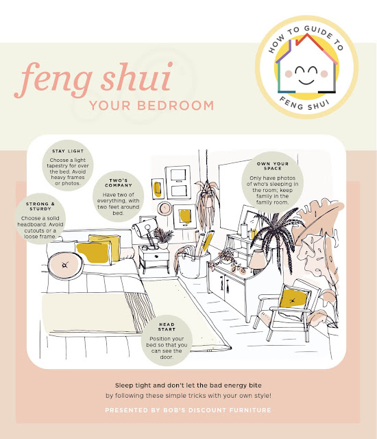 bedroom guide for feng shui