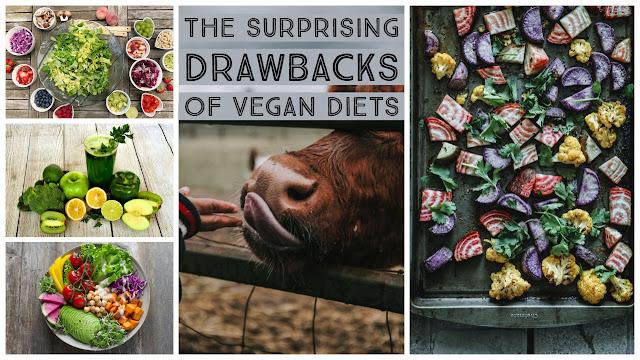 Drawbacks of vegan diets