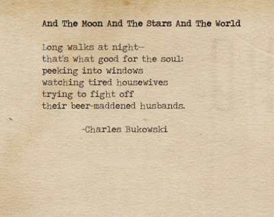 And the Moon ~ Micro Poetry