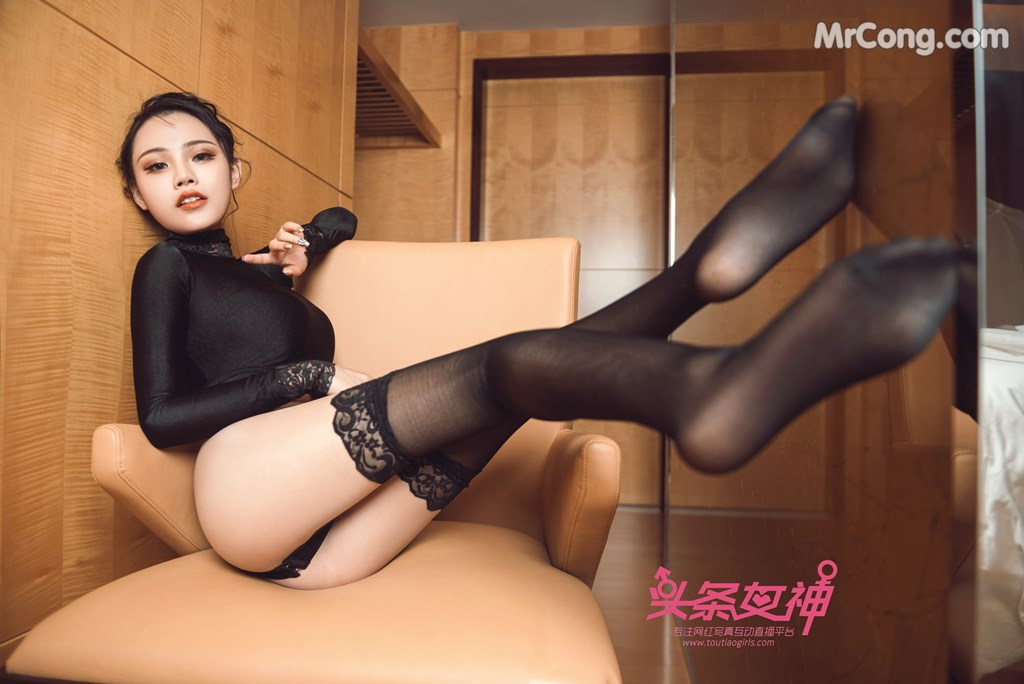 Image TouTiao-2017-11-08-Kitty-MrCong.com-003 in post TouTiao 2017-11-08: Người mẫu Kitty (27 ảnh)