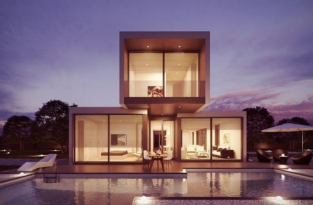 Rumah minimalis keren