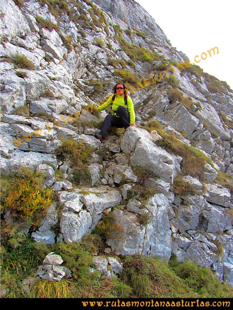 Rutas Montaña Asturias: Camino a la Forcada