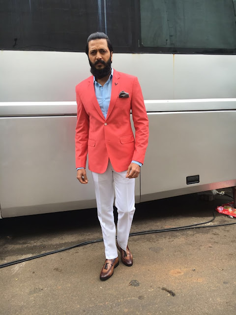 Spotted: Riteish Deshmukh in Voganow