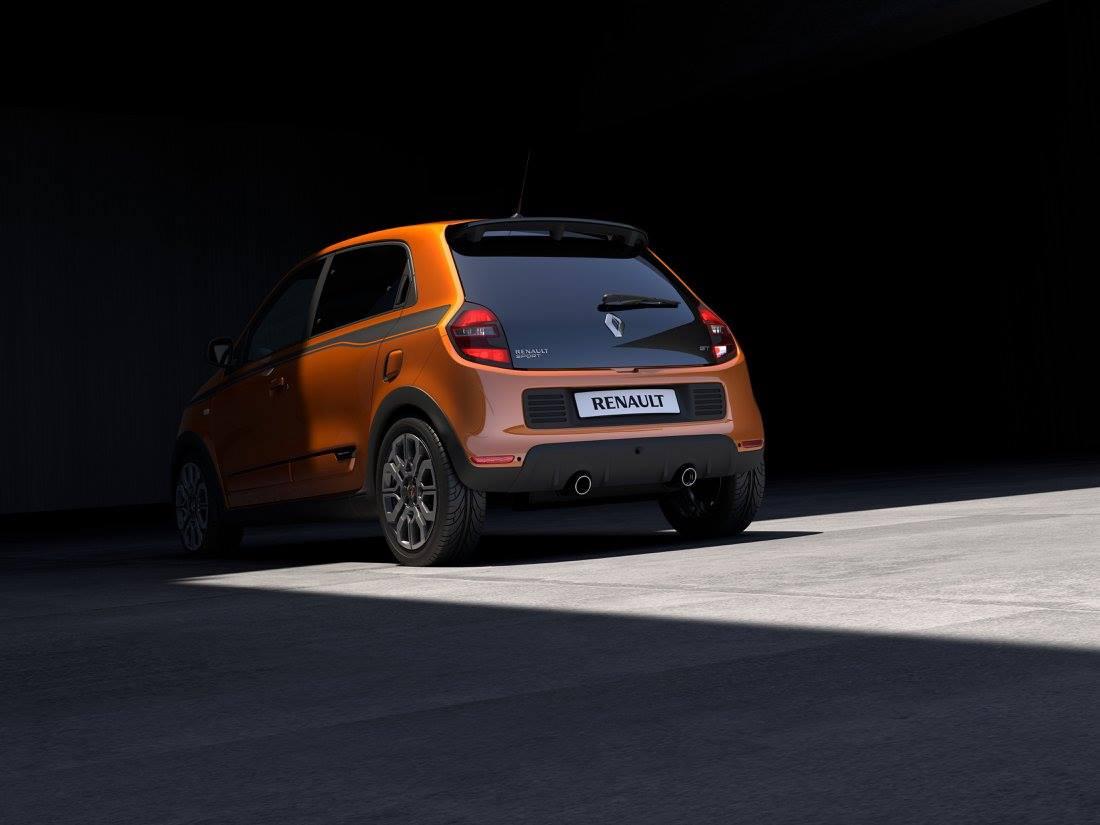 Το νέο Twingo GT