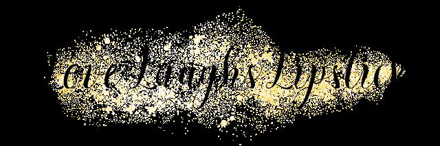 Gold Blog Header Design