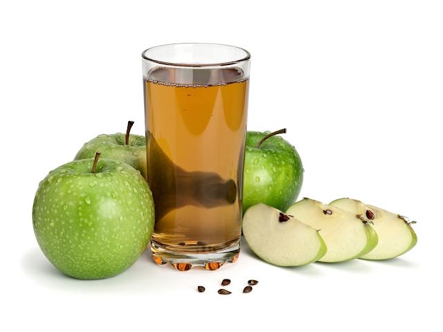 طريقة عمل عصير التفاح الأخضر وفوائده