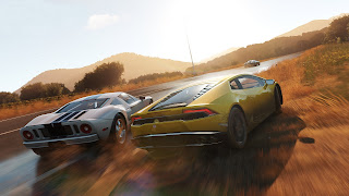Racing Xbox 360 Wallpaper