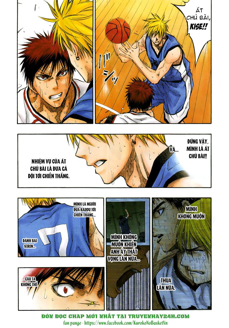 Kuroko No Basket chap 196 trang 6