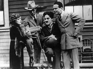 United Artists: DW Griffith, Douglas Fairbanks, Charlie Chaplin y Mary Pickford