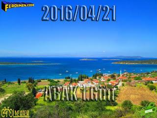 2016/04/21 ABAK 1.Gün (Alaçatı - İçmeler)