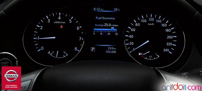 DRIVERS-ASSIST DISPLAY
