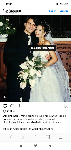 why malaika had to end his relationship with Arbaz-Malaika and Arbaaz-malayka Arjun Kapoor.
