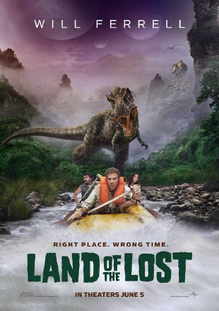 Land of the Lost 2009 BluRay 850MB Hindi Dual Audio 720p Watch Online Full Movie Download bolly4u