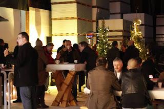 Weihnachtsfeier bei W&S Wärme und Schall GmbH