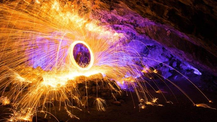 Wallpaper 2: Burning Ring of Fire