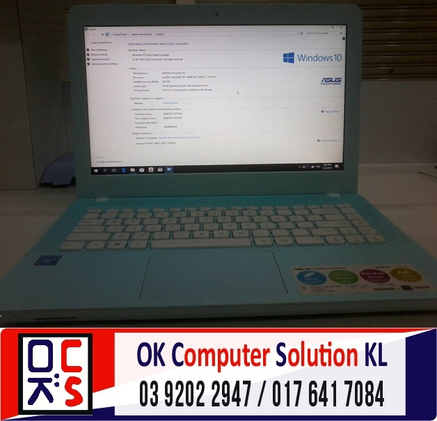 [SOLVED] LAPTOP ASUS TAK BOLEH ON | REPAIR LAPTOP CHERAS 8