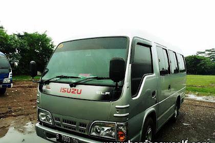 Harga sewa elf ke Sukabumi