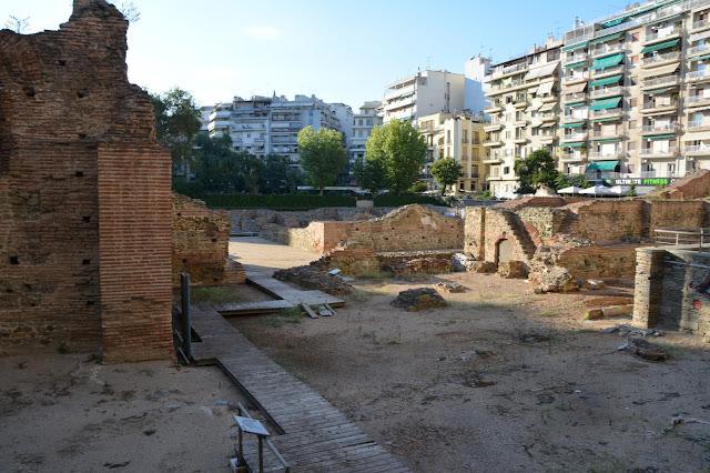 Galerius Sarayı, Selanik