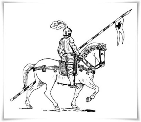 Ausmalbilder Zum Ausdrucken Ausmalbilder Ritter