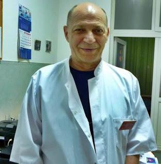 Biografie doctor DAN MIHAIL NICOLAU