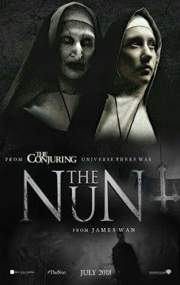 The Nun from the universe of Conjuring