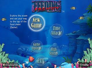 game ringan feeding frenzy