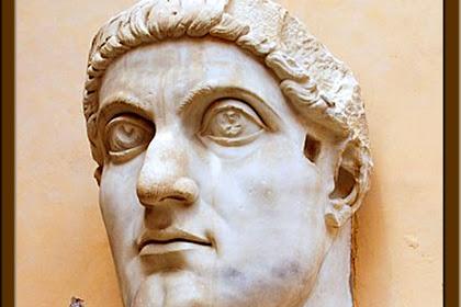 Biodata Lengkap Konstantinus yang Agung