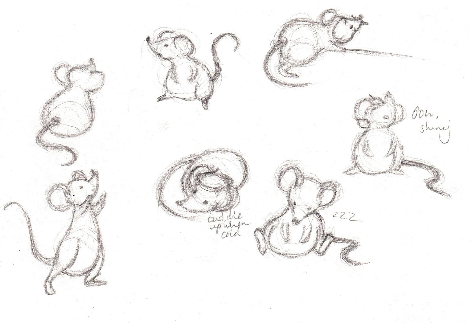 Julia Young Animation Life Drawing