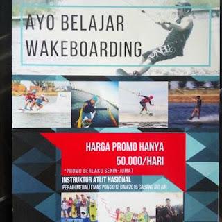 wake boarding batam