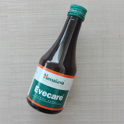 Himalaya Evecare Syrup Review Periods Pain Reducer