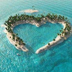 beach cuore isola