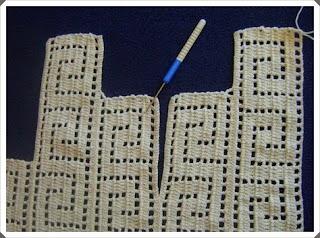 Tığ işi Bluz Modelleri 3