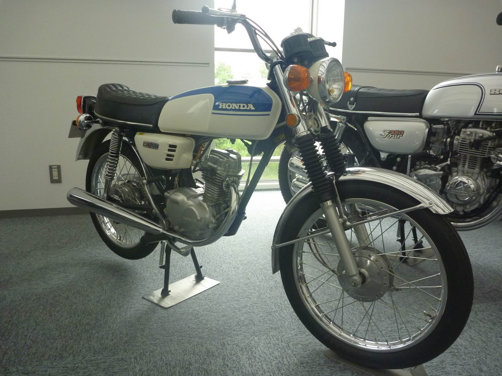 1971 Honda Benly CB50 Motegi collection