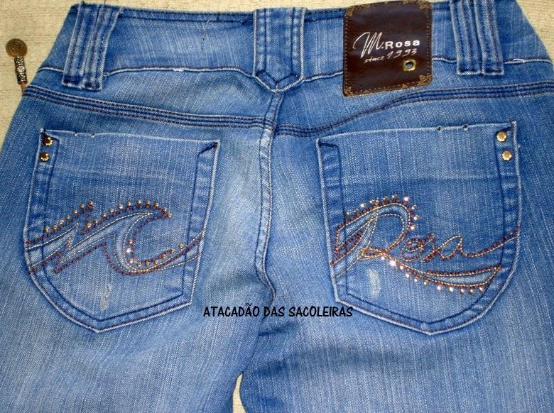 e81ca9c3a8 Jeans Femininos e Masculinos Grifes Famosas