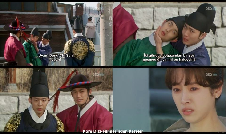 Kore Rooftop Prince