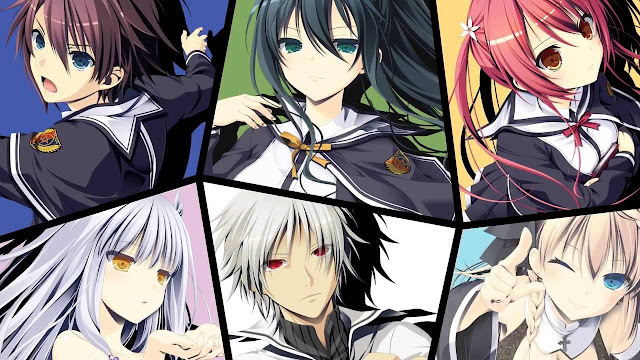Download Game Visual Novel PC Sorcery Jokers