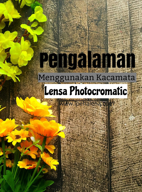 Kacamata Lensa Photocromatic