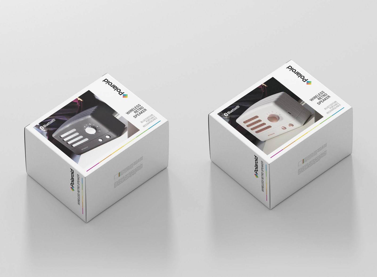 0fc32743e7 This year, I decided to base our packaging on the Classic Polaroid Border;  the iconic shape that everyone knows. The idea was to sell the products via  ...