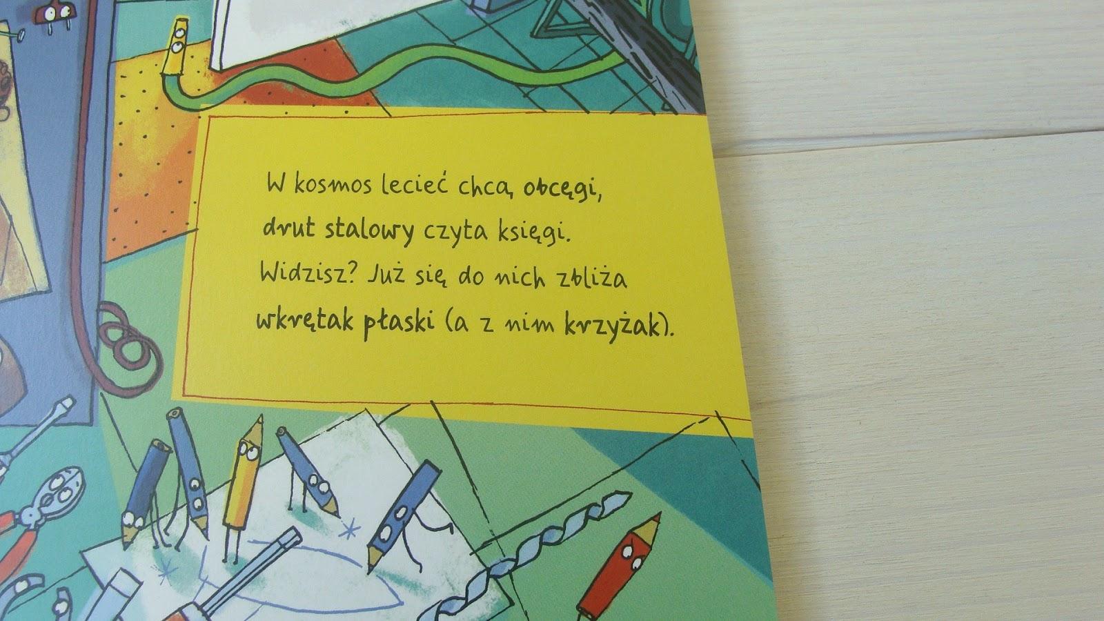 Wydawnictwo Nasza Księgarnia, Pucio uczy się mówić, Moja pierwsza Encyklopedia Obrazkowa, Rok w przedszkolu, Opowiem Ci mamo co robią narzędzia, książki dla najmłodszych