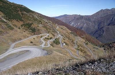 Beklimming Luz Ardiden Pyreneeën