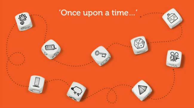 Story cubes - unique and fun gift ideas for kids