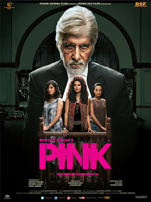 Pink 2016 Hindi 720p BRRip 650MB HEVC x265 , Pink 2016 Hindi movie 720p hevc BrRip bluray 400mb free download 700mb dvd or watch online at world4ufree.ws