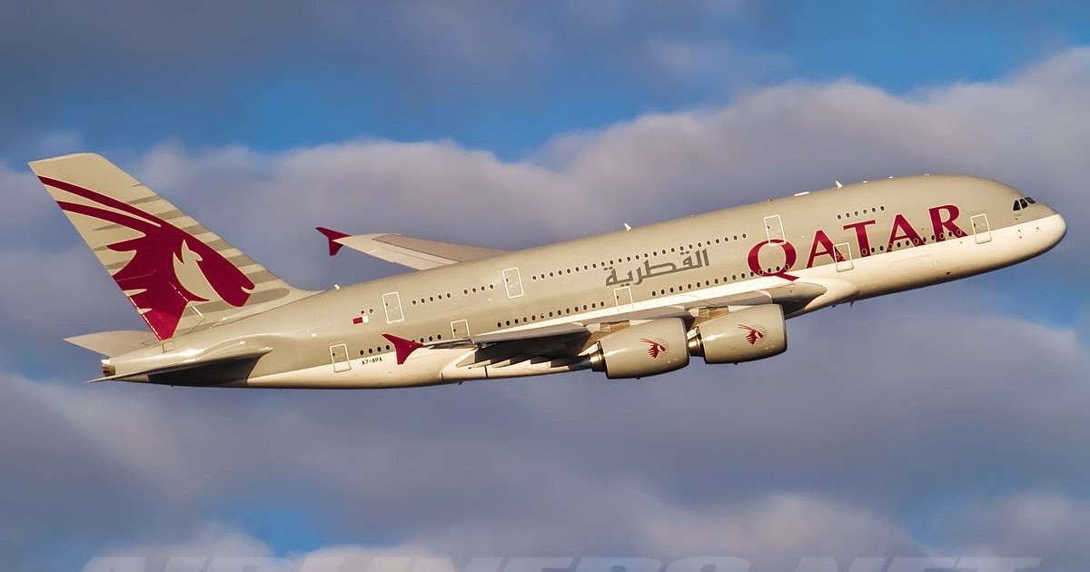 Qatar Airways A380 Flight Review London To Doha Business