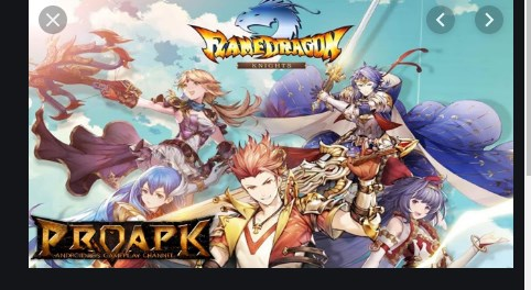 Flame Dragon Knights FDK Apk +D Free on Android Game Download